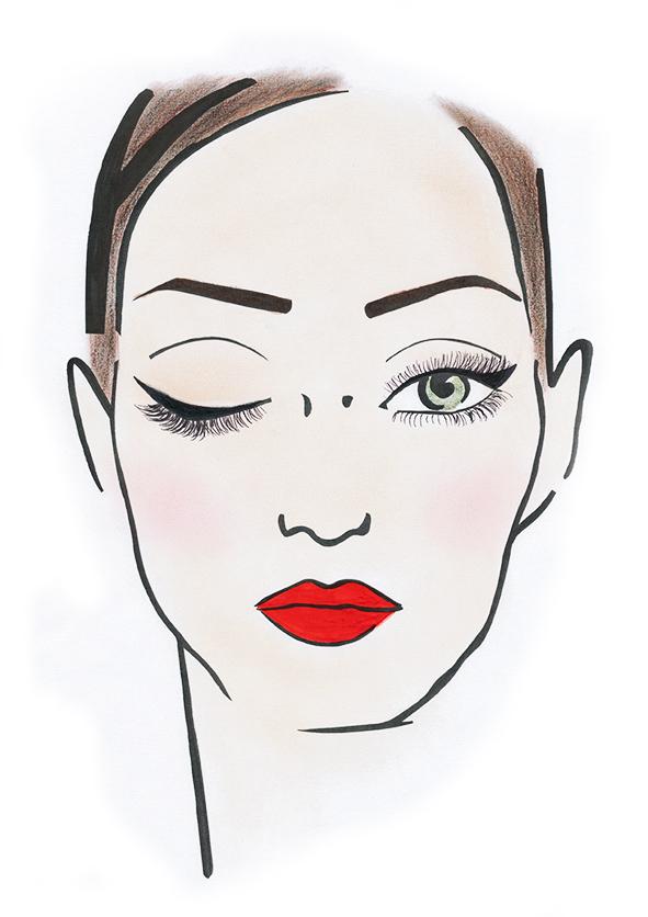 indywidualne, półtoragodzinne płatne lekcje makijażu
