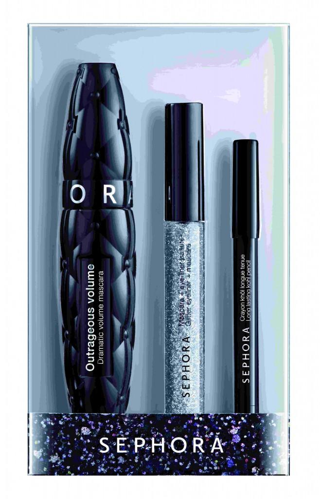 Sephora All-in-1 eye set_Outrageous Mascara Set