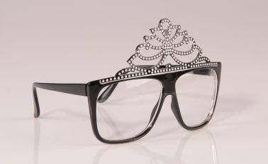 okulary z diademem