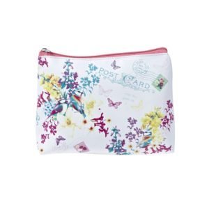 Butterfly Floral Make up Bag 7.00GBP, 9,95euro, 39,90pln