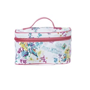 Butterly Floral Cosmetics Case 10.00GBP, 14,95euro, 59,90pln
