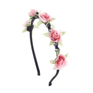 Rose and Spike Headband 6.00 GBP, 8.50 euro, 34.90 pln