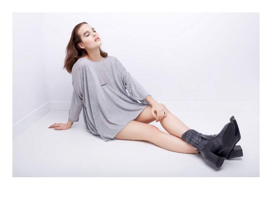 BORSKA – skandynawska estetyka, casualowe bluzki, wygodne tuniki i sukienki w stylu oversize
