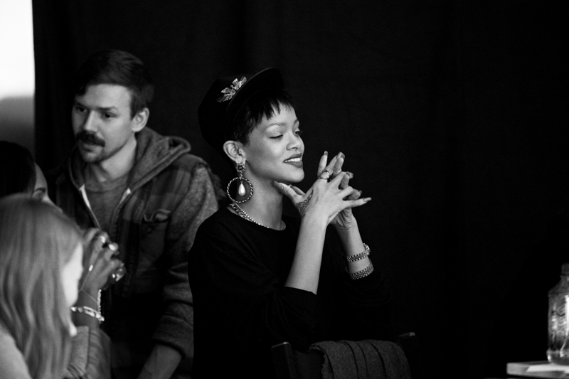 Rihanna dla River Island_fot2