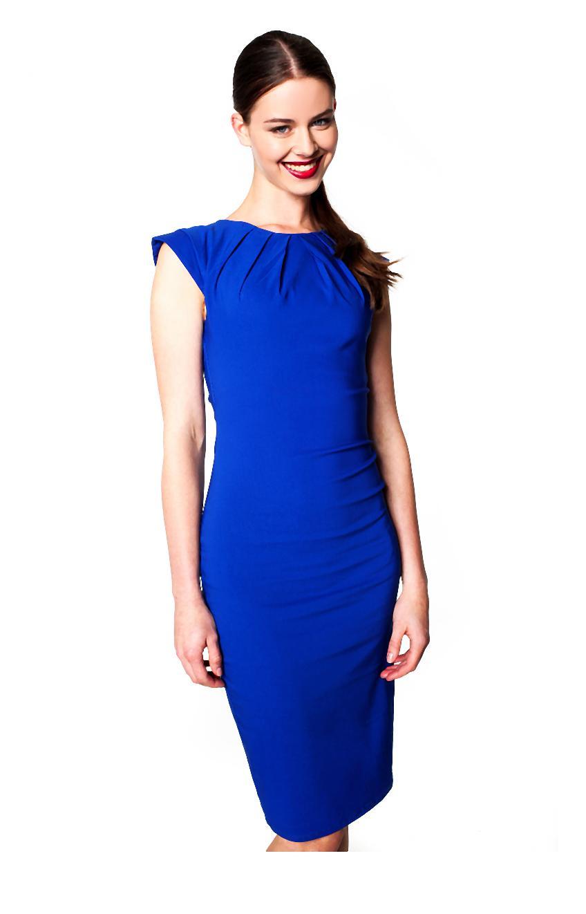 kobaltowa sukienka z zaszewkami 2-004-2014-04-24 _ 09_45_00-75