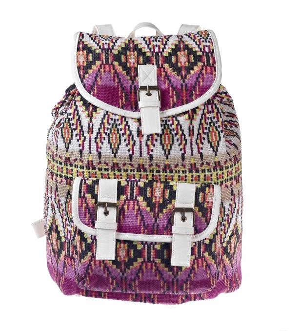 Aztek print backpack _25, 29.99 Euro, 49.90 CHF, 119.90 PLN