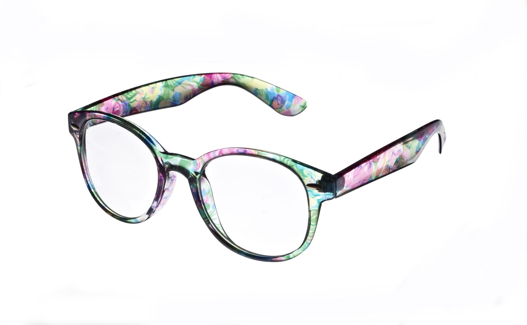 Metallic Floral Glasses _8, 9.99 Euro, 16.90 CHF, 39.90 PLN