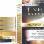 Odmładzający krem-maska na noc 50+ Eveline Cosmetics ODNOWA KOMÓRKOWA