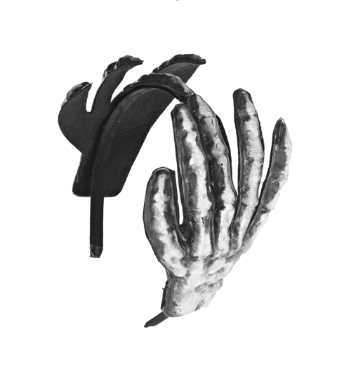 CLAIRES_AW14_Skeleton Hands Headband 5.00GBP 5,99EUR 24,90PLN 9,90CHF