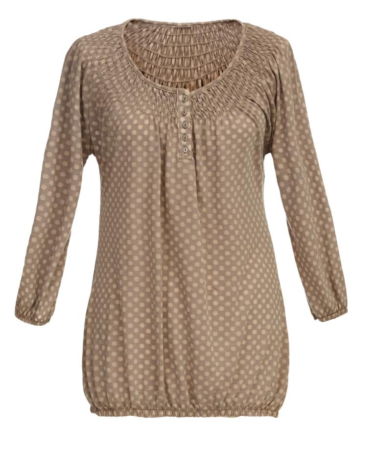 19. bluzka bawełniana print