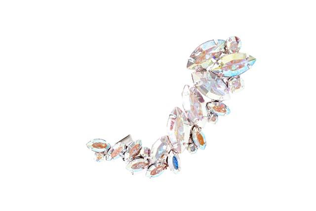Katy Perry Limited Edition Swarovski Crystal Ear Cuff 29,99EUR 25.00GBP 49,90CHF 119,90PLN