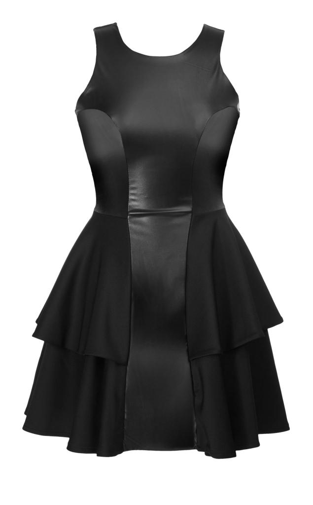 20. sukienka wieczór klasyczna z koła