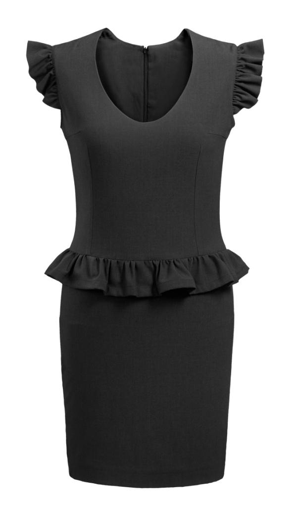 74. sukienka klasyka damska