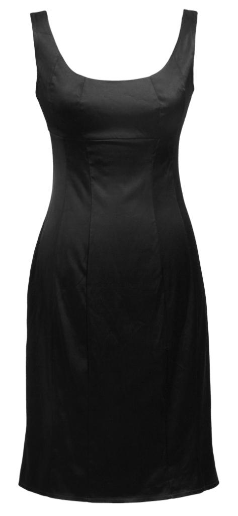 75.sukienka wieczorowa klasyka damska