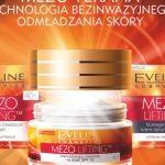 Seria MEZO LIFTING™Eveline Cosmetic Zaawansowana Technologia ODMŁADZANIA SKÓRY