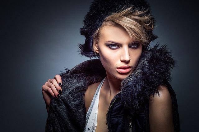 Stylizacja kobiecego piękna