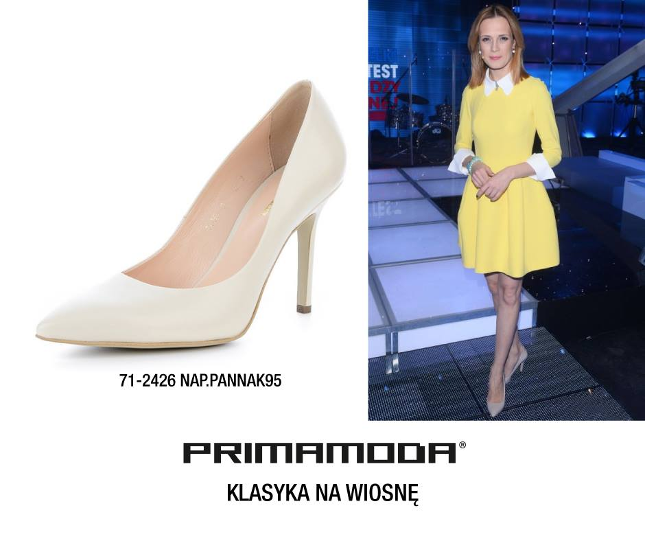 Paulina Chylewska - PRIMAMODA