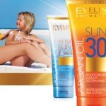 Opalanie z Eveline Cosmetics seria kosmetyków Argan Oil