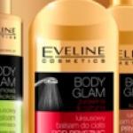 Seria balsamów Body Glam EVELINE COSMETICS QLTOWYM KOSMETYKIEM 2015