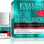 Eveline Cosmetics NEW HYALURON™ Ujędrniający Krem-Wypełniacz Zmarszczek 40+