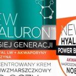 Eveline Cosmetics NEW HYALURON™ Krem Przeciwzmarszczkowy pod oczy