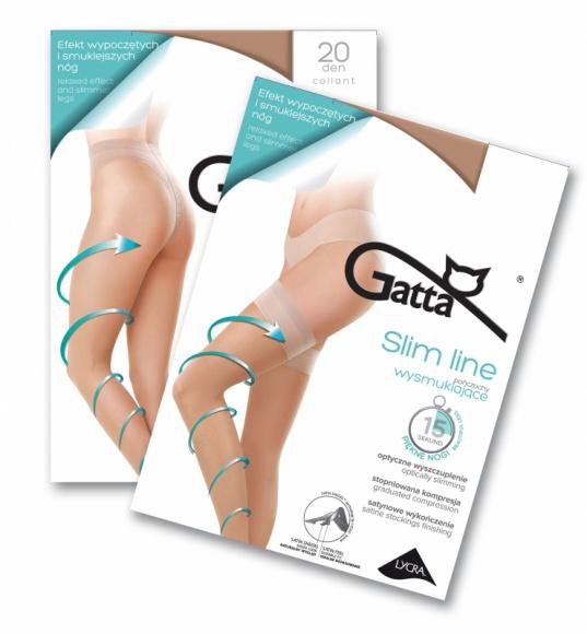 Wypoczęte i smuklejsze nogi w 15 sekund? To możliwe! LIFESTYLE, Uroda - Z badania przeprowadzonego na zlecenie marki Gatta wynika, że 52% kobiet skarży się na dolegliwości medyczne związane z nogami takie, jak np. obrzęki, a 46% ma zastrzeżenia do grubości swoich nóg i ud.