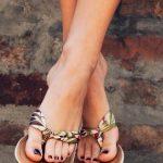 Suche i zaniedbane – nie nadają się do letnich butów