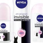 Antyperspirant NIVEA Invisible Black&White