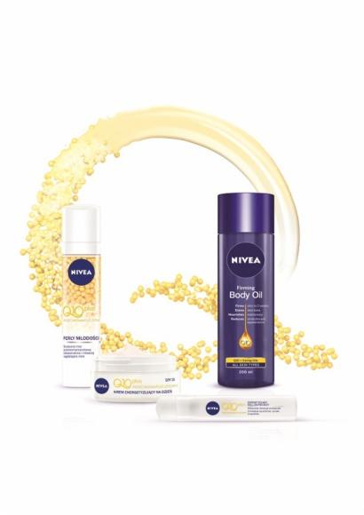 NIVEA Q10 plus – codzienna kompleksowa pielęgnacja skóry w zgodzie z jej naturą LIFESTYLE, Uroda -