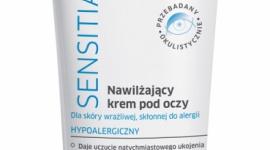 Nawilżający krem pod oczy Iwostin Sensitia® LIFESTYLE, Uroda - Natychmiastowe ukojenie skóry wokół oczu