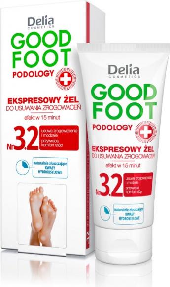 """Good Foot Podology. Nowa linia kosmetyków do pielęgnacji stóp od Delia Cosmetic LIFESTYLE, Uroda - Delia Cosmetics wprowadza nowoczesną serię kosmetyków do kompleksowej pielęgnacji stóp – """"Good Foot Podology"""", które charakteryzują się zwiększoną ilością składników aktywnych."""