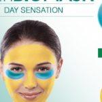 MULTI BIOMASK Day Sensation Maska Hydrożelowa pod oczy + Maska Odmładzająca