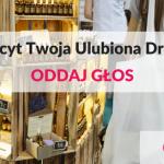 Zagłosuj na Ulubioną Drogerię i wygraj nagrody!
