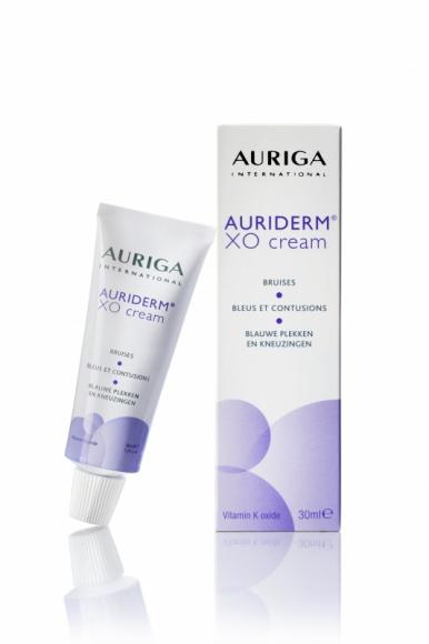 AURIGA: Auriderm XO Cream - doskonały po zabiegach, na siniaki i zaczerwienienia LIFESTYLE, Uroda - Auriga to laboratorium poszukujące najbardziej efektywnych rozwiązań w profesjonalnej pielęgnacji skóry. To dermokosmetyki, których skuteczność i bezpieczeństwo stosowania opierają się na najnowszych osiągnięciach współczesnej dermatologii i technologii.