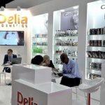 Delia Cosmetics na targach BeautyWorld w Dubaju, materiały prasowe z wypowiedzią
