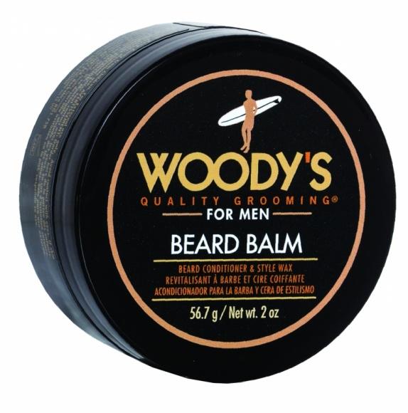 Nowość w męskiej pielęgnacji od Woody's Balsam odżywczy do stylizacji brody LIFESTYLE, Uroda - Utrzymanie gęstej brody w perfekcyjnej kondycji to ogromne wyzwanie. Liczy się przede wszystkim odpowiednia pielęgnacja oraz konsekwencja. Codzienne dbanie o zarost i skórę twarzy powinno zakładać między innymi regularne przycinanie, czesanie oraz odpowiednią higienę.