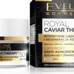 Eveline Cosmetics Luksusowy krem koncentrat 50+ z serii Royal Caviar Therapy™