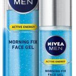 Wake Up! Z nowym energetyzującym żelem do twarzy NIVEA MEN