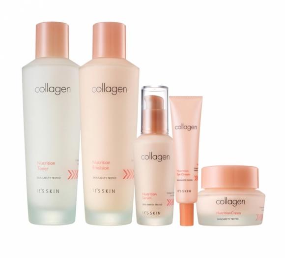 IT'S SKIN Collagen Nutrition LIFESTYLE, Uroda - Z biegiem czasu organizm traci zdolność do naturalnej produkcji kolagenu, który odpowiada za gęstość i jędrność skóry. Wtedy z pomocą przychodzi seria IT'S SKIN Collagen Nutrition z hydrolizowanym kolagenem morskim.