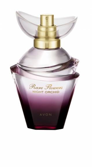 Nowy, luksusowy zapach AVON z nutami rzadkich odmian kwiatów LIFESTYLE, Uroda - Do kolekcji AVON Rare dołączył właśnie ekskluzywny zapach AVON Rare Flowers Night Orchid. To szlachetna kompozycja nut rzadkich odmian kwiatów, stworzona przez znanych na całym świecie perfumiarzy dla kobiet, które lubią się wyróżniać i otaczać luksusem.