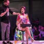 MILA FUTURE SHOW–kreatywny pokaz fryzur, laserów i muzyki na poznańskich targach