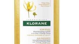 Klorane odżywczy szampon na bazie wosku Ylang-Ylang ochrona UV LIFESTYLE, Uroda - Odżywczy szampon na bazie wosku Ylang-Ylang ochrona UV