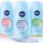 Oczyszczająca moc glinek w nowej linii NIVEA CLAY FRESH