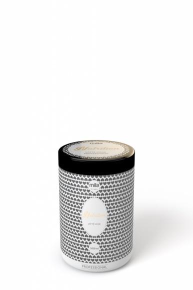 Maska Mila Professional Nutrition Latte – odżyw włosy proteinami mleka LIFESTYLE, Uroda - Nawilża, wygładza i nadaje miękkość włosom – takie efekty zapewnia maska mleczna Nutrition Latte.