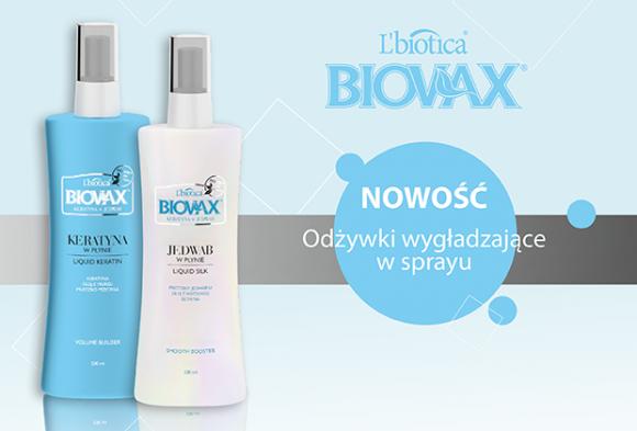 Spraye do włosów BIOVAX Keratyna+Jedwab LIFESTYLE, Uroda - Odżywki do włosów w sprayu to znakomite rozwiązanie, szczególnie dla wiecznie zabieganych, żyjących w pośpiechu osób, które nie mają czasu na długotrwałe zabiegi. Kosmetyki te mogą być również uzupełnieniem tradycyjnej pielęgnacji.