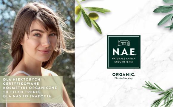N.A.E. – Naturale Antica Erboristeria – nowa linia kosmetyków LIFESTYLE, Uroda - Organiczna pielęgnacja – dla każdego